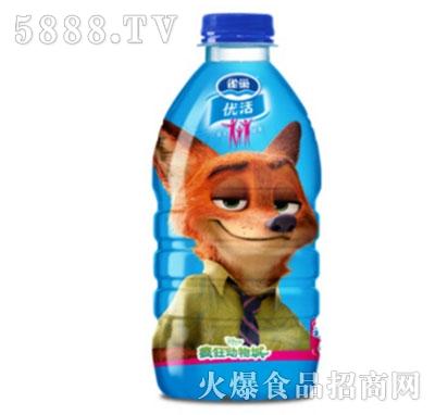 雀巢优活饮用水儿童包装瓶