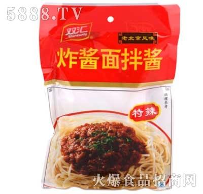双汇老北京炸酱面拌酱肉酱特辣150G特辣