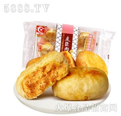 肉松饼6枚装