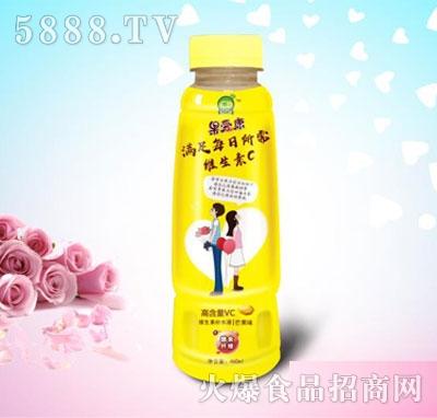 果爱康致青春系列芒果饮料