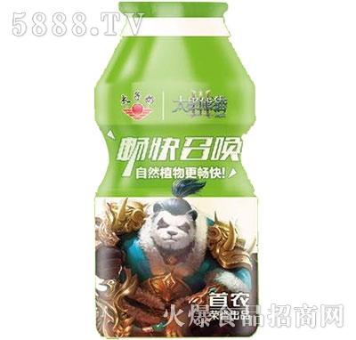 太子奶植物摩力乳酸菌发酵乳100ml(畅快召唤)