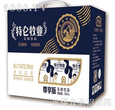 经典牧业乳味饮料礼盒