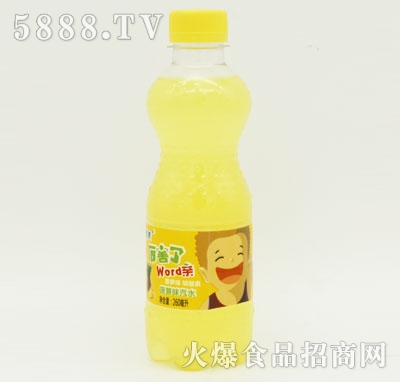 菠萝汽水260ml