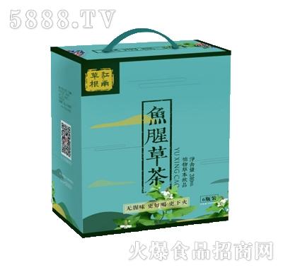 江南草根鱼腥草茶310mlx6瓶