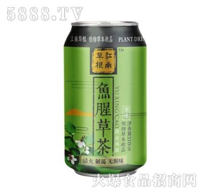江南草根鱼腥草茶原味310ml