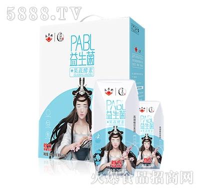 太子奶十里桃花pabl益生菌果蔬酵素200mlx12盒