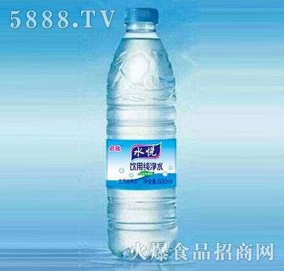 启致水悦饮用纯净水500ml