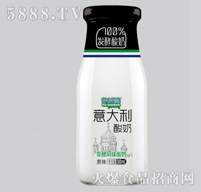 意大利酸奶原味300ml
