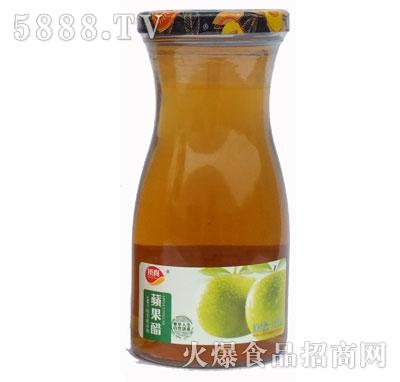 顶真果园苹果醋330ml