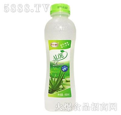 畅田芦荟汁饮料468ml