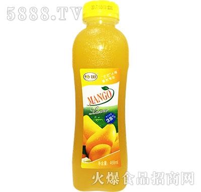 畅田芒果汁饮料468ml