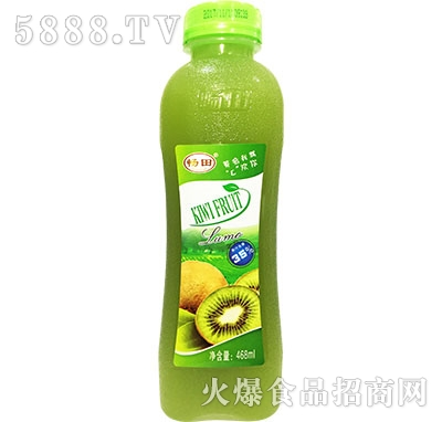 畅田猕猴桃果汁饮料468ml