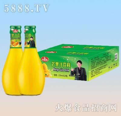 顶呱呱230ml芒果汁
