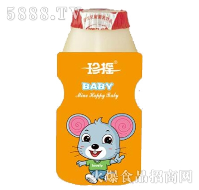 珍摇BABY小老鼠乳酸菌饮品