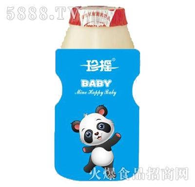 珍摇BABY小熊猫乳酸菌饮品