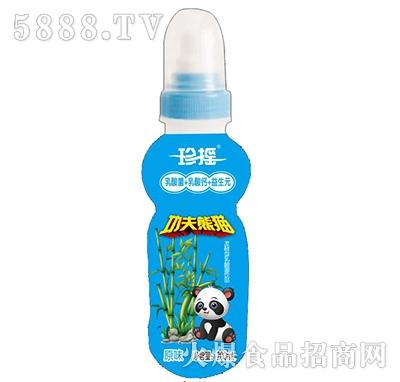珍摇功夫熊猫乳酸菌饮品200ml