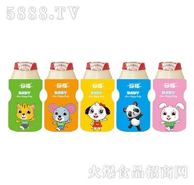 珍摇BABY乳酸菌饮品5瓶装