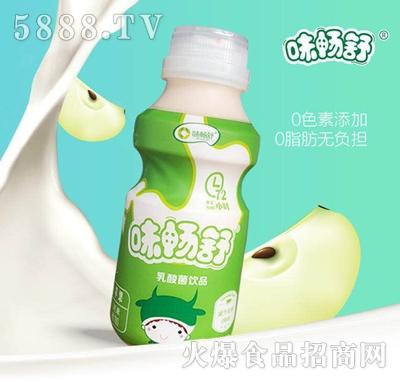 味畅舒苹果味乳酸菌饮品330ml