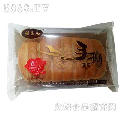酷香儿手撕面包115克