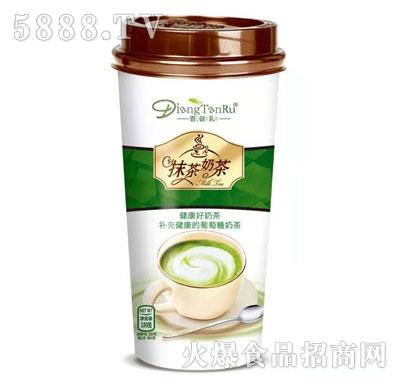 香碳乳抹茶奶茶100克
