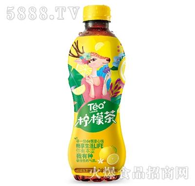 柠檬茶茶饮料500ml