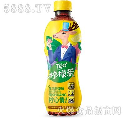 柠檬茶味茶饮料500ml