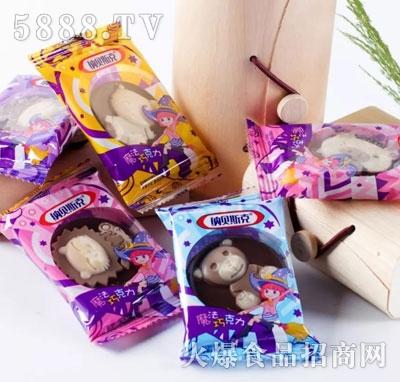 纳贝斯克魔法巧克力(袋)