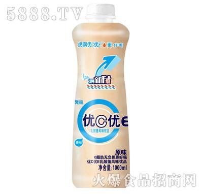 优C优E乳酸菌风味饮品1000ml