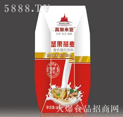 好彩头高加米亚坚果燕麦蛋白饮料200g