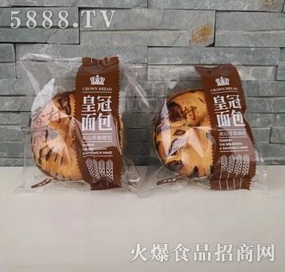 稻香村皇冠面包