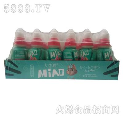 大花猫乳酸菌饮品130mlx24瓶