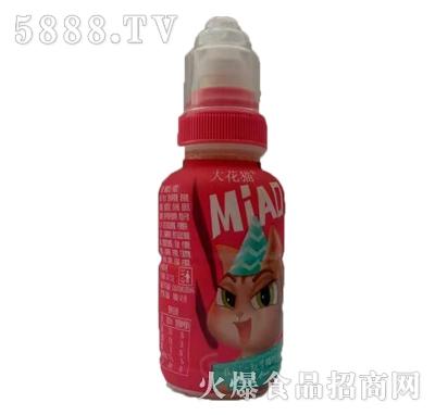 大花猫乳酸菌饮品