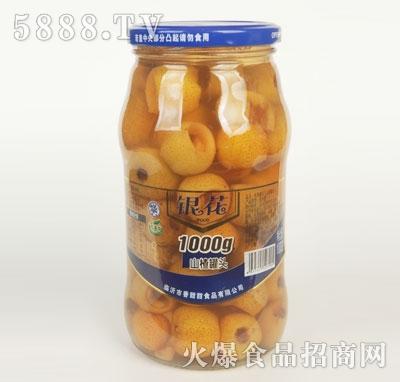 银花山楂罐头100g