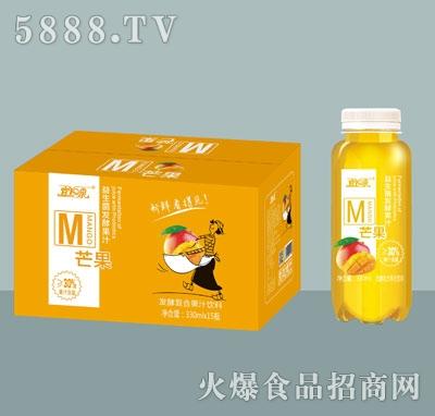 宜泉发酵复合芒果果汁饮料330mlX15