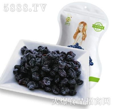 膳粮兔蓝莓干