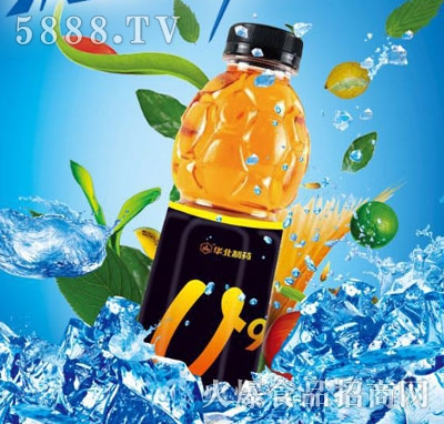 华北制药V9维生素饮料