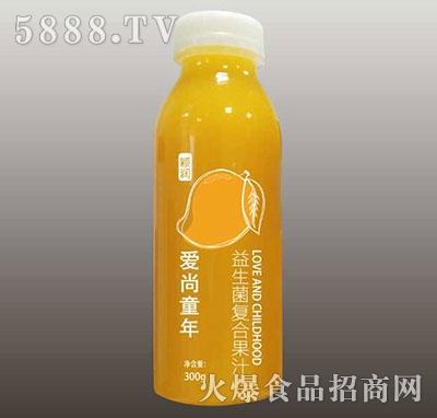 颖润益生菌复合芒果汁300g