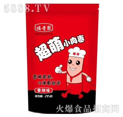 福肴聚超萌香辣味小肉枣215克