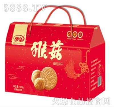 梦豪猴菇酥性饼干1009g