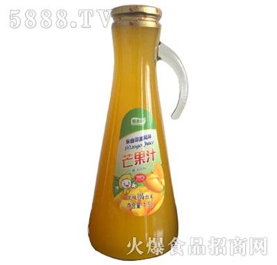 膳鑫园芒果汁果汁饮料1.5L
