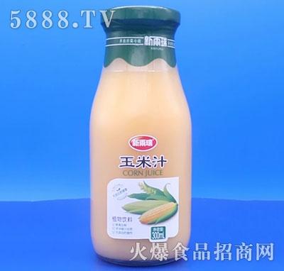 新雨瑞玉米汁300ml