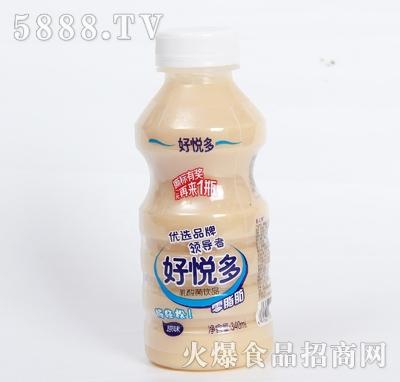 好悦多原味乳酸菌饮品340ml