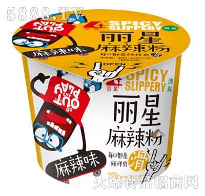 丽星酸辣粉(麻辣味)桶装