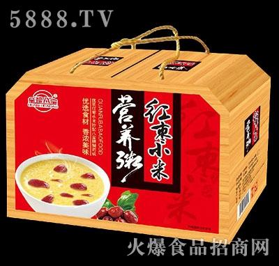 全福八宝红枣小米营养粥