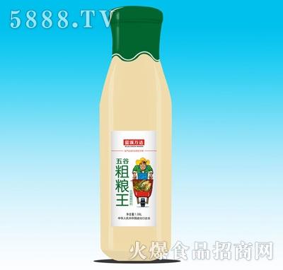 蓝溪万达五谷粗粮王粗粮饮料1.06L产品图