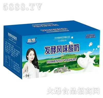 高昂发酵风味酸奶300mlX15