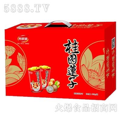 养原道桂圆莲子八宝粥320gx12罐