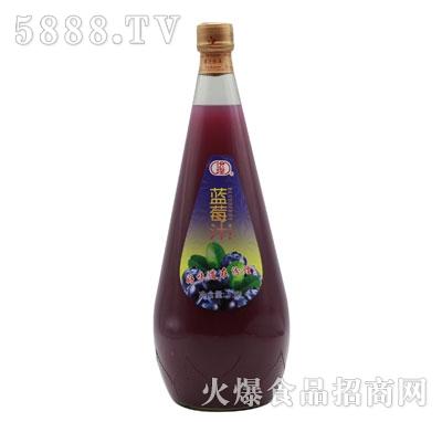 汾煌蓝莓汁饮料1.5L