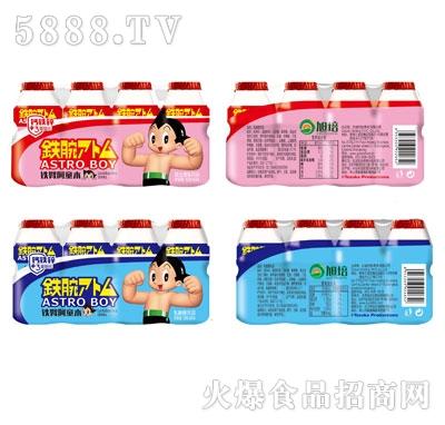 铁臂阿童木手益生菌乳饮品108mlx4瓶系列产品