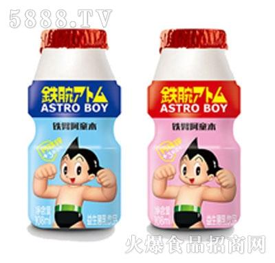 铁臂阿童木手益生菌乳饮品108ml系列产品